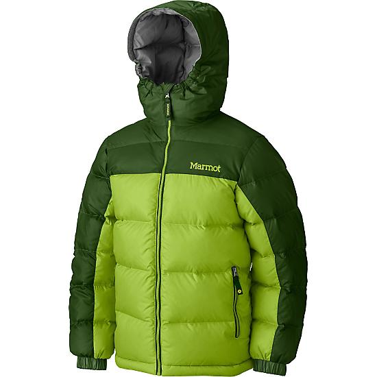 Gearflogger reviews the Marmot Boys Guides Down Hoody