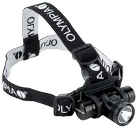 Gearflogger reviews the Olympia EX550 headlamp