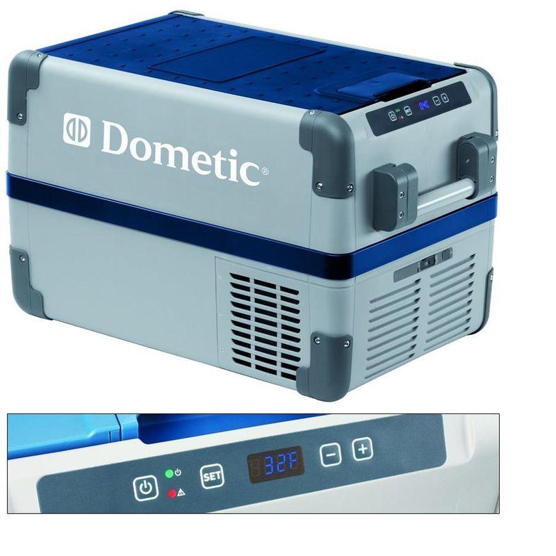 Gearflogger reviews the Dometic CFX35 portable freezer-refrigerator