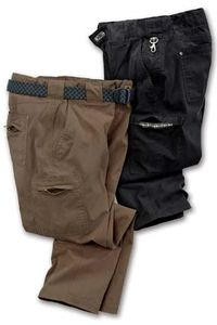 Gearflogger reviews Territory Ahead Go Anywhere Cargo Pants