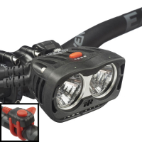 Gearflogger reviews the Niterider Pro 2800 Enduro Remote MTB light
