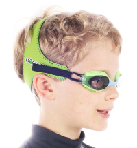 Gearflogger reviews Frogglez kids swim goggles