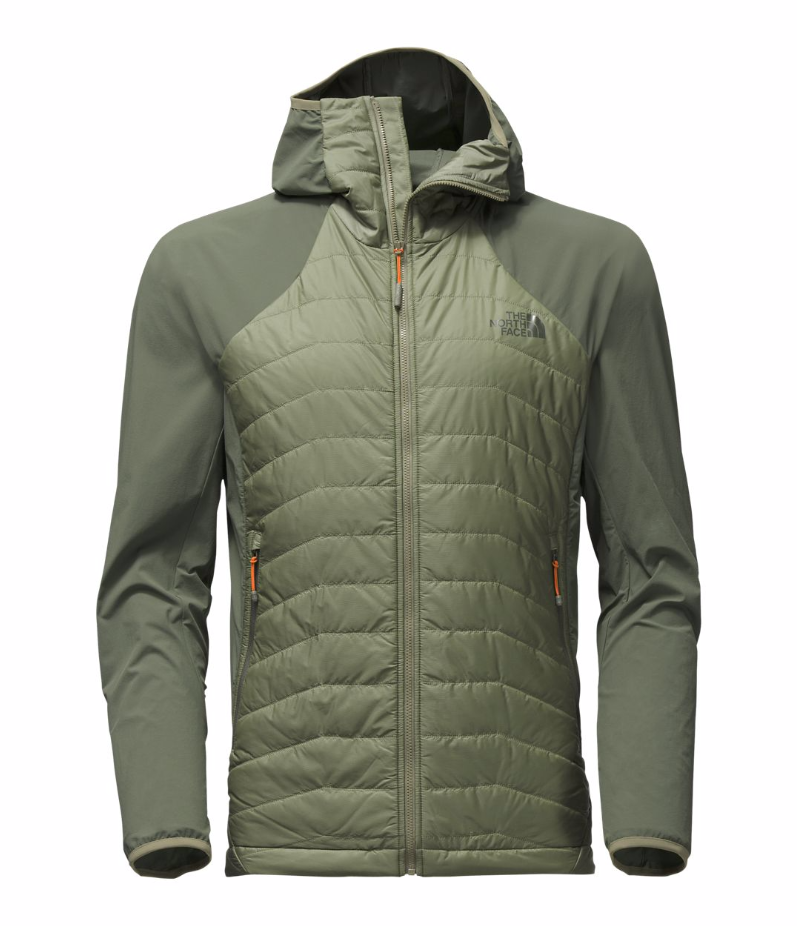 Gearflogger reviews The North Face Progressor Insulated Hybrid Hoodie