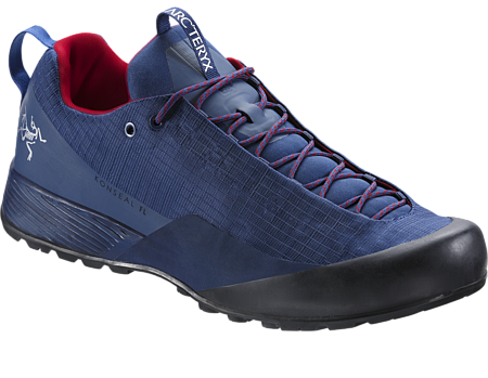 Gearflogger reviews the Arc'Teryx Konseal FL shoe