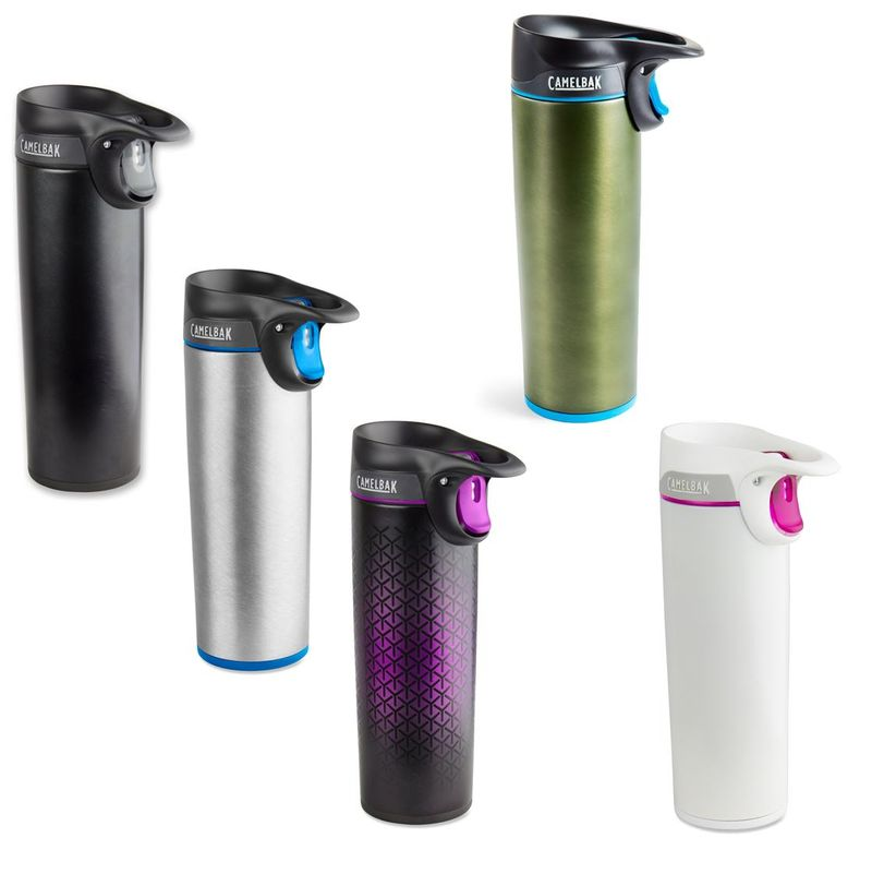 Gearflogger reviews the Camelbak Forge vacuum bottle