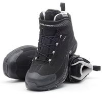 Gearflogger reviews the Salomon Deemax 2 winter boot