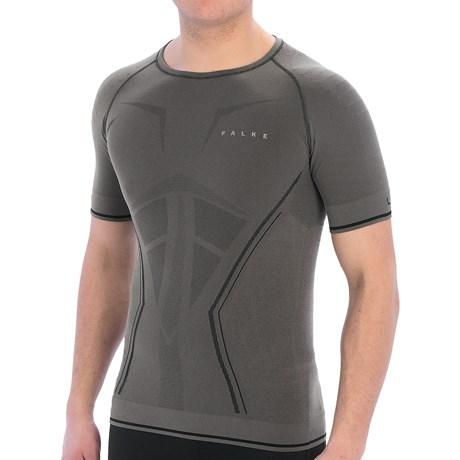 Gearflogger reviews the Falke short-sleeved shirt