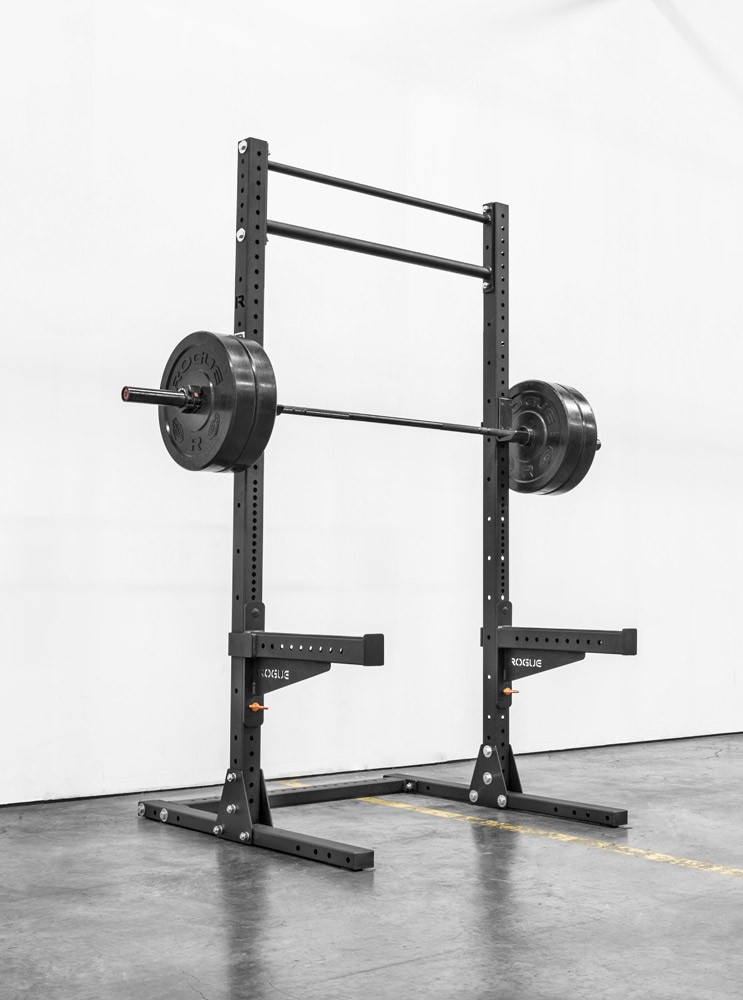 Gearflogger reviews the Rogue SML-2 squat stand