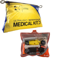 Gearflogger reviews the Adventure Medical Kits Ultralight & Watertight .9 and Pocket Survival Pak Plus