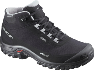 Gearflogger reviews Salomon Shelter Climashield Waterproof Boots