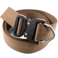 Gearflogger reviews the Klik Belts D-Ring rescue belt