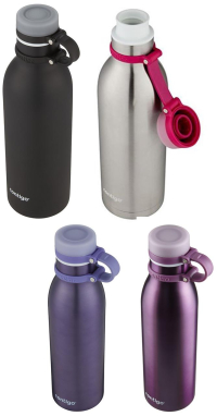 Gearflogger reviews the Contigo Matterhorn vacuum bottle