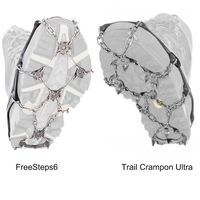 Gearflogger reviews the Hillsound Trail Crampon Ultra and FreeSteps6