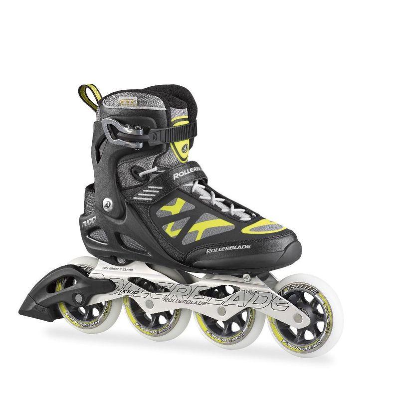Gearflogger reviews the Rollerblade Macroblade 100 inline skate