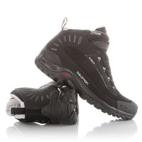 Gearflogger reviews Salomon Deemax 3 TS Waterproof Winter Boots