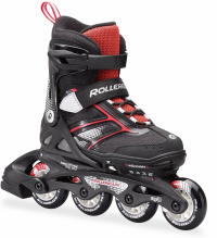 Gearflogger reviews the Rollerblade Spitfire XT kids inline skates (1)