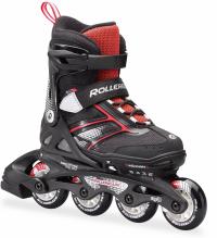 Gearflogger reviews the Rollerblade Spitfire XT kids inline skates (1)