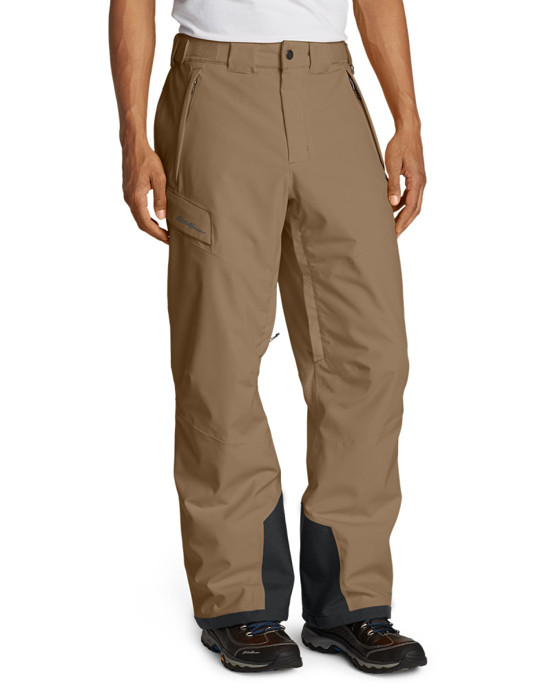 Gearflogger reviews Eddie Bauer Powder Search Insulated Pants