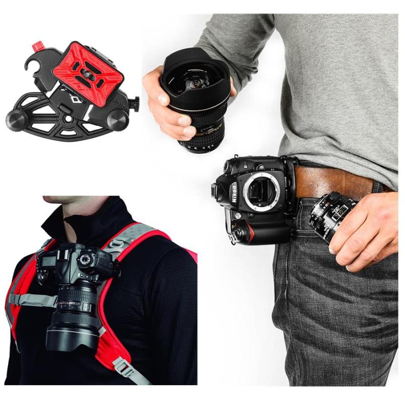 Gearflogger reviews the Peak Design CapturePRO Camera Clip