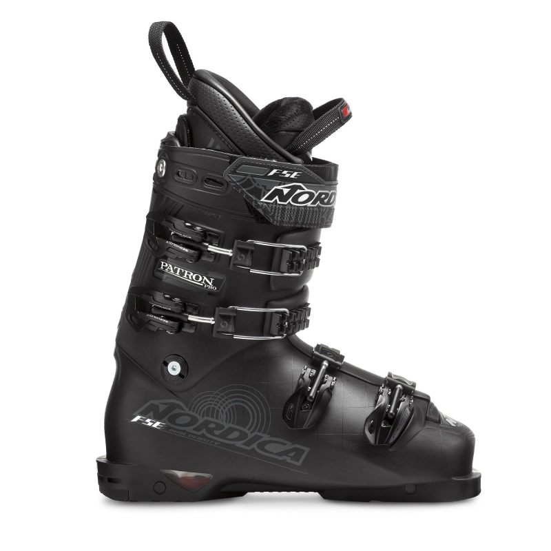 Gearflogger reviews the Nordica Patron Pro alpine ski boot