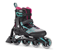 Gearflogger reviews the Rollerblade Macroblade 84 ABT women's inline skate
