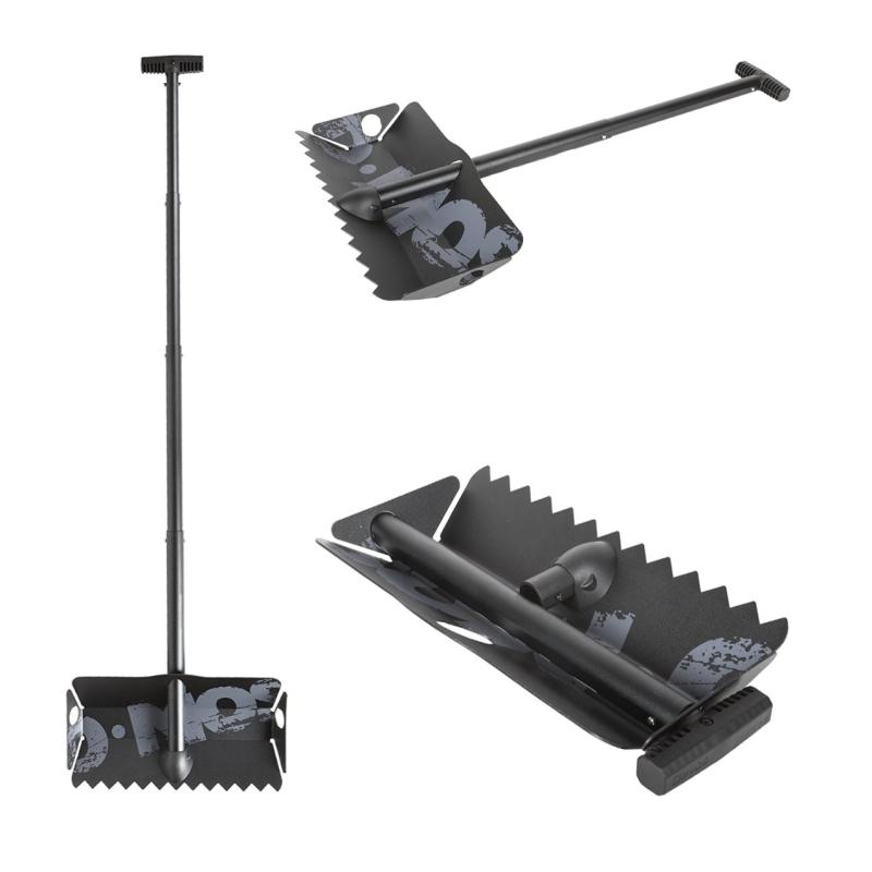 Gearflogger reviews the DMOS Stealth Shovel