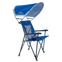Gearflogger reviews the GCI Outdoors Sunshade Eazy Chair