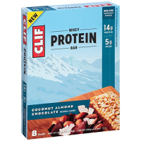 Gearflogger reviews Clif Whey Protein Bars