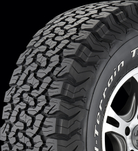 Gearflogger reviews the BF Goodrich All Terrain TA KO2 tire