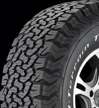 Gearflogger reviews the BF Goodrich All Terrain TA KO2 tire