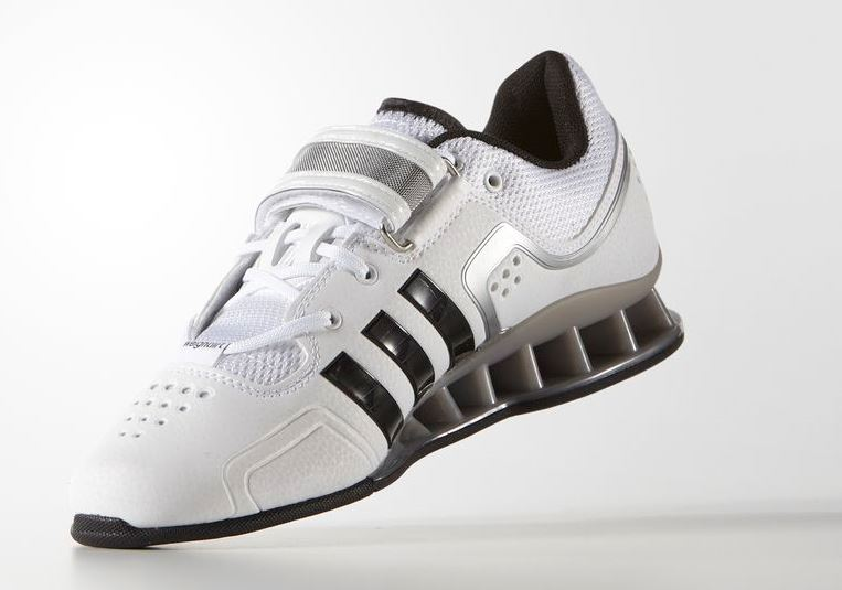 Gearflogger reviews the Adidas Adipower weightlifting shoe