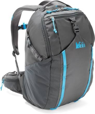 Gearflogger reviews the REI Tarn 18 kid's backpack