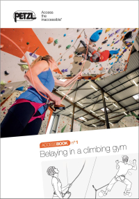 Gearflogger reviews Belaying in a Climbing Gym  an e-book from Petzl