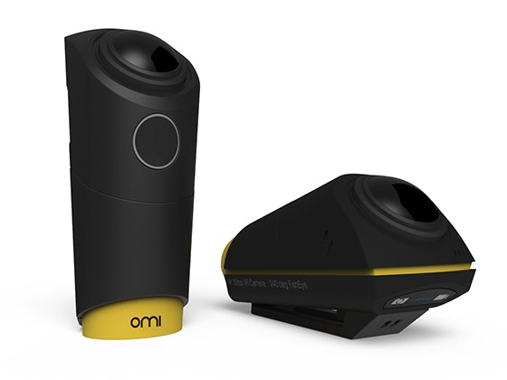 Gearflogger reviews the Omicam action camera