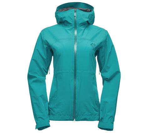 Gearflogger reviews the Black Diamond StormLine rain shell jacket