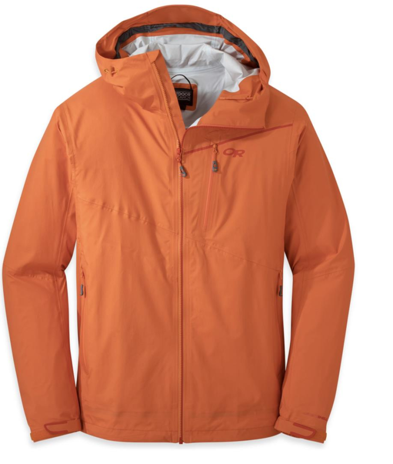 Gearflogger reviews the Outdoor Research Interstellar jacket
