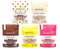Gearflogger reviews Emmy's Organics cookies