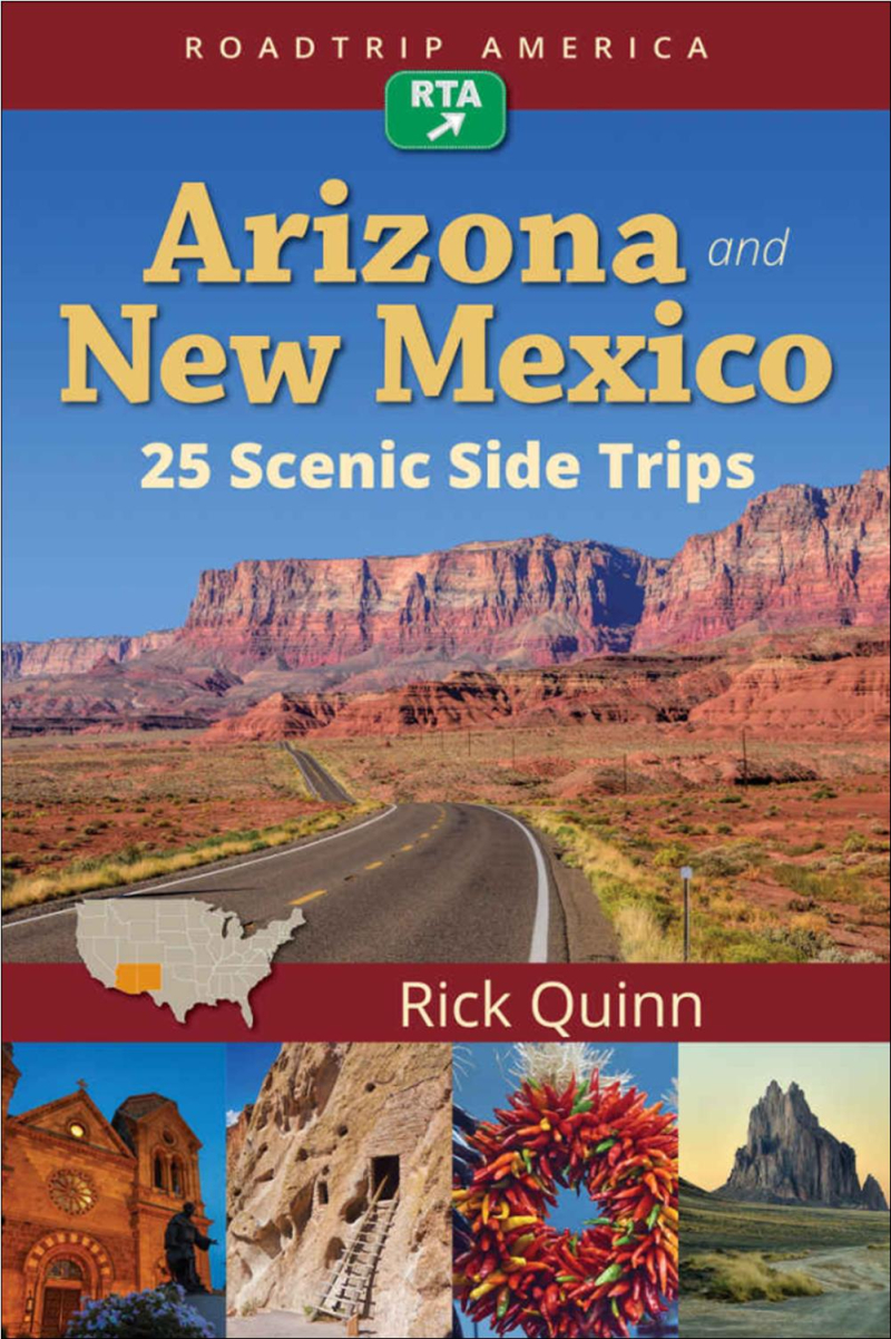 Gearflogger reviews Roadtrip America  Arizona and New Mexico