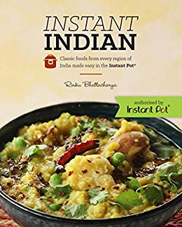Gearflogger reviews Instant Indian by Rinku Bhattacharya