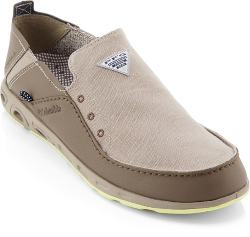 Gearflogger reviews the Columbia PFG Bahama Vent shoe