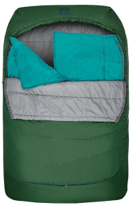 Gearflogger reviews the Kelty Tru.Comfort Doublewide sleeping bag