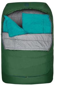 Gearflogger reviews the Kelty Tru.Comfort Doublewide sleeping bag