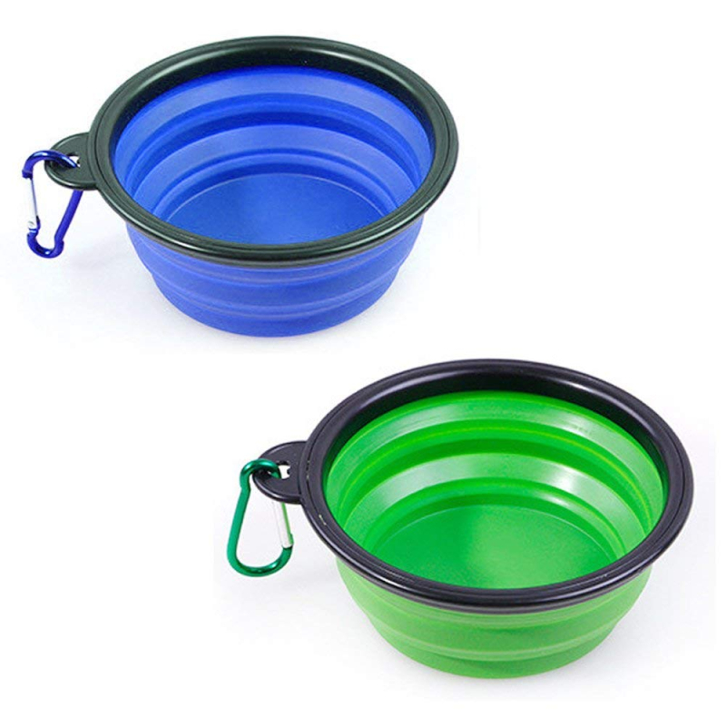 Gearflogger reviews the Staruby collapsible pet bowls