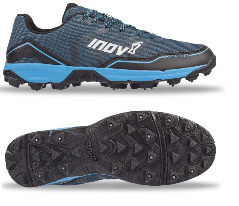 Gearflogger reviews the Inov-8 Arctic Talon 275 winter running shoe