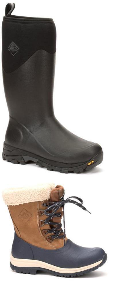 Gearflogger reviews Muck boots