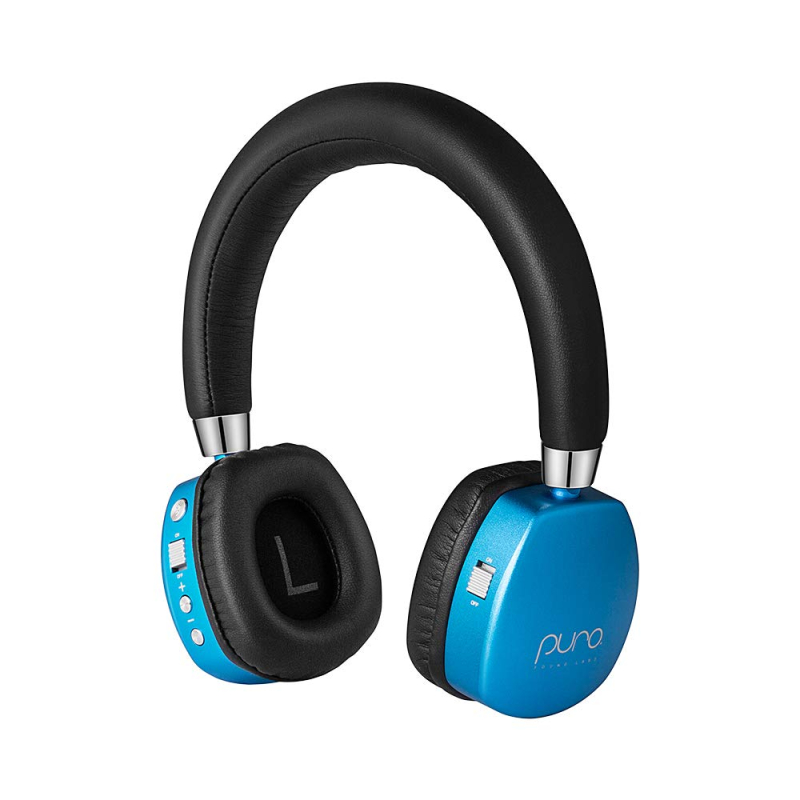 Gearflogger reviews the PuroQuiet kids noise cancelling headphones
