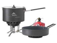 Gearflogger reviews the MSR WindBurner Stove System Combo