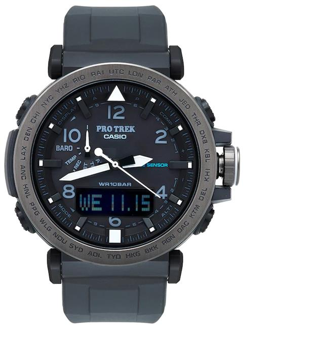 Gearflogger reviews the Casio PRO TREK Night Safari Concept watch