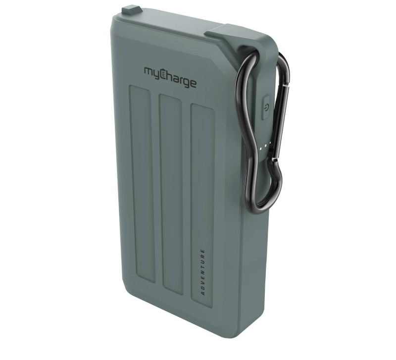 Gearflogger reviews the myCharge Adventure H2O portable charger