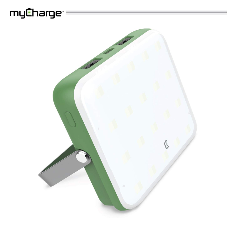 Gearflogger reviews the myCharge Camping Lantern
